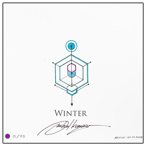 Picture of Winter  🟣 Edition - Limited 75 pieces. Coming fall 2021 🔸