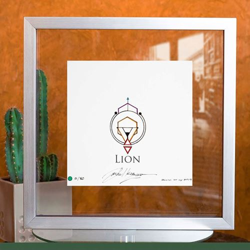 Picture of LION 🟢 Edition - Limited 50 pieces.