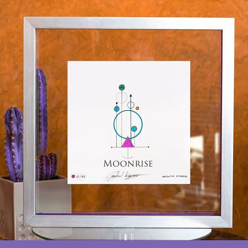 Picture of MOONRISE  🟣 Edition - Limited 75 pieces